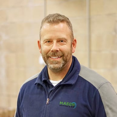 Technician Warehouse Mason Heating & Air