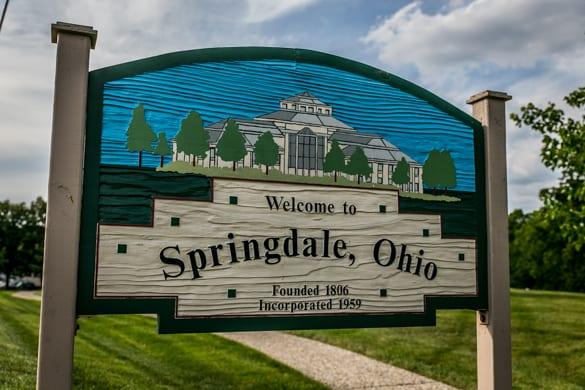 Springboro, Ohio - HVAC